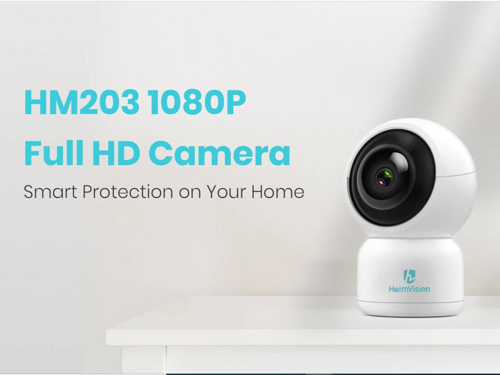 Hm203 1080 P Full HD Camera